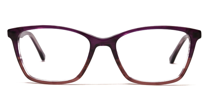Alternative Eyewear, Plan B Eyewear, Ice Cream IC9144 Front View, Eyewear, Grape Fade