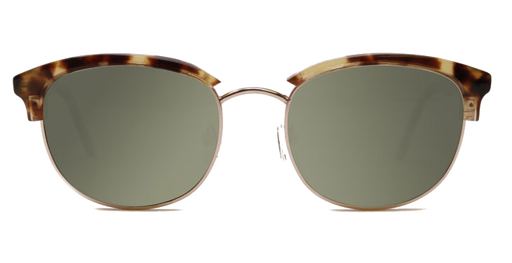 One Sun Sunglasses, SUN188 Model, Alternative Eyewear, Front View