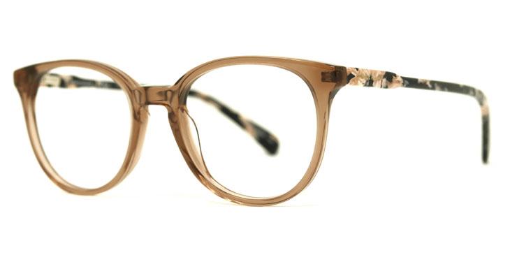 Longchamp LO2608 Frame for Women, Eyewear, Side Temple View