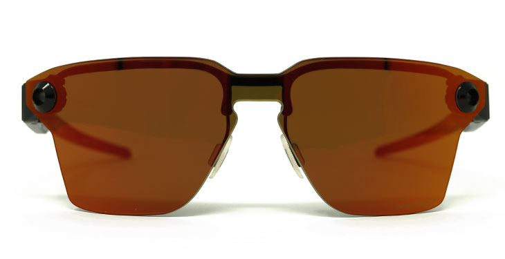 Oakley Lugplate - Sunglasses for Men - Front View
