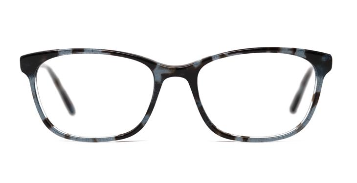 bebe BB5186 front view - women's eyewear